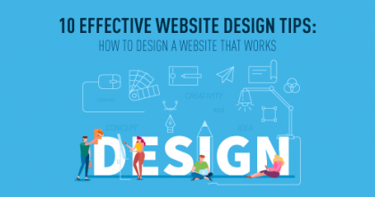 Website Web Design tips